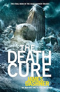 2011 James Dashner novel