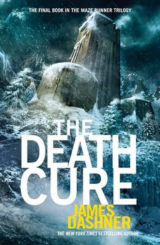 The Death Cure - First edition cover of The Death Cure