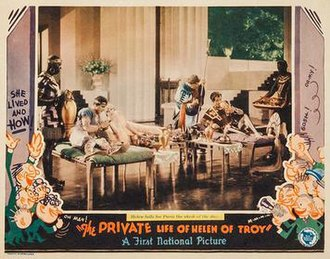 The Private Life of Helen of Troy - Image: The Private Life of Helen of Troy