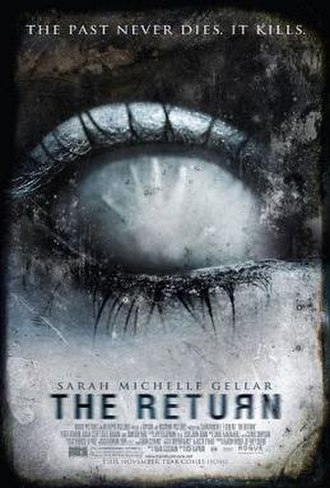 The Return (2006 film) - Image: The Return (2006 film) poster