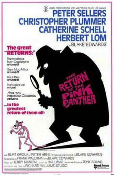 Picture of a movie: The Return Of The Pink Panther