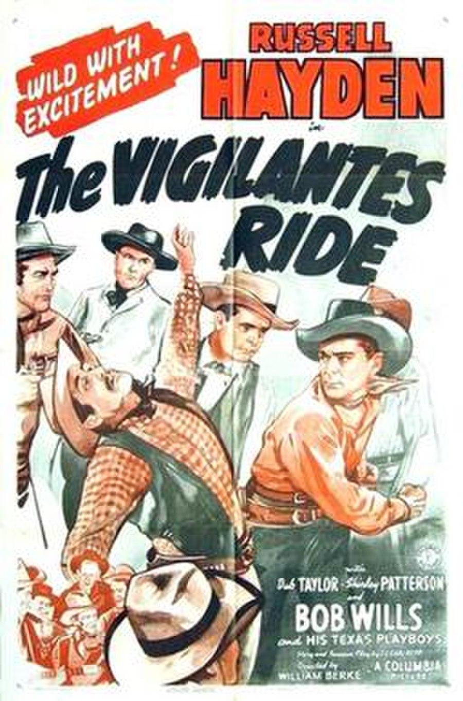 The Vigilantes Ride