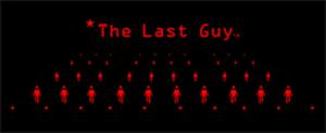 The Last Guy - Image: The last guy SCEJ logo