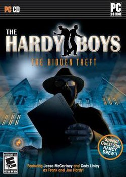 The Hardy Boys The Hidden Theft Wikipedia