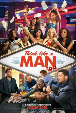 Think Like a Man Too - Theatrical release poster