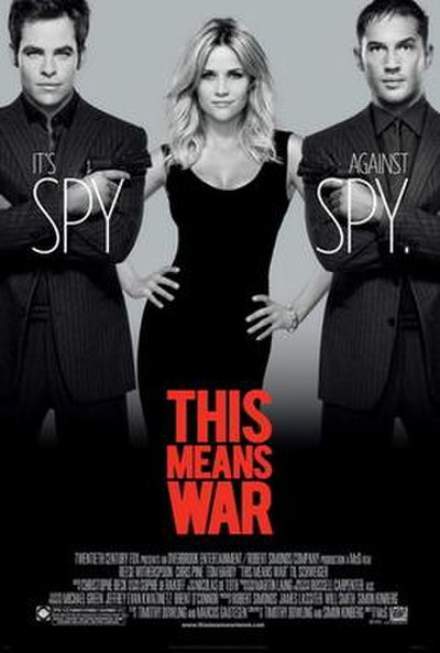 Picture of a movie: This Means War