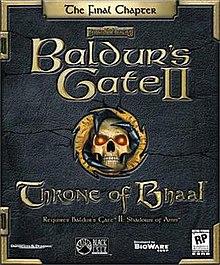 varoa lika halpaa virallinen Baldur's Gate II: Throne of Bhaal - Wikipedia