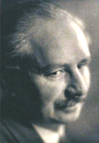 Tony Selmersheim - Selmersheim in 1925 by Laure Albin Guillot