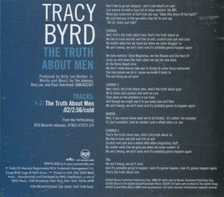 The Truth About Men (song)