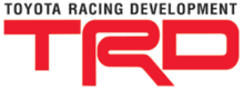 What Does Trd Stand For >> Toyota Racing Development Wikipedia