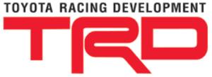 Toyota Racing Development - Toyota Racing Development Logo.