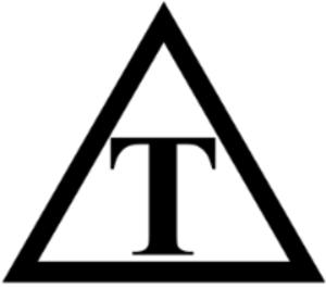 Triangle Fraternity - Image: Triangle Delta T