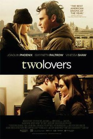 Two Lovers (2008 film) - Theatrical release poster