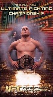 UFC 30 UFC mixed martial arts event in 2001