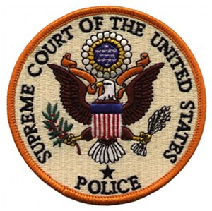 Supreme Court Police - Image: United States Supreme Court Police