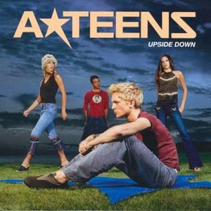 Upside Down (A-Teens song) - Image: Upside cd single sweden 01