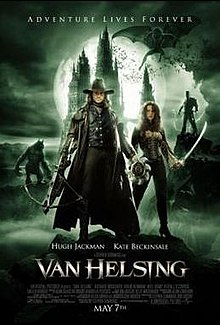 Van Helsing (2004) [English] SL DM - Hugh Jackman, Kate Beckinsale, Richard Roxburgh