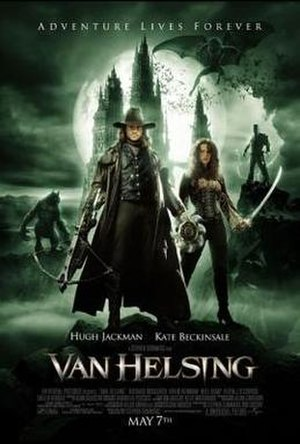 Van Helsing (film) - Theatrical release poster