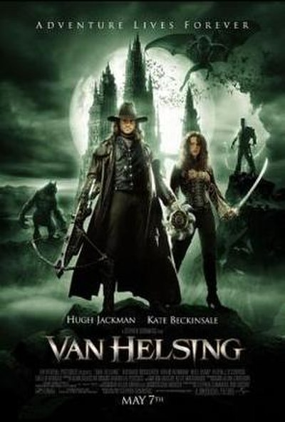 Picture of a movie: Van Helsing