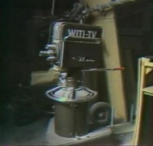 WITI (TV) - Upon moving to their 27th Street studios, WITI began using RCA TK-11 monochrome cameras.
