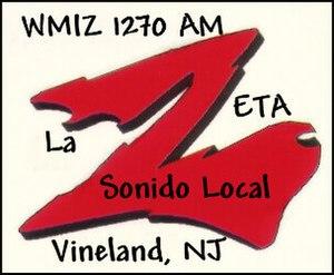 WMIZ - Image: WMIZ logo