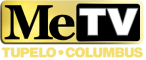 WTVA - Logo used as MeTV affiliate from December 31, 2011 to August 31, 2012.
