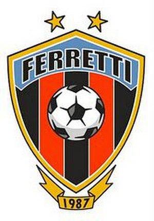 C.D. Walter Ferretti - Image: Walter Ferretti