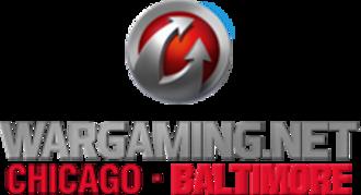 Wargaming Chicago-Baltimore - Image: Wargaming Chicago Baltimore Logo