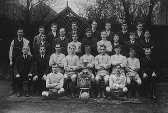 Washington F.C. - Washington Colliery 1917–18 season