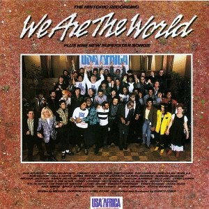 We Are the World (album) - Image: Wearetheworldsingle