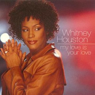 My Love Is Your Love (song) - Image: Whitney Houston My Love Is Your Love Maxi Single Cover