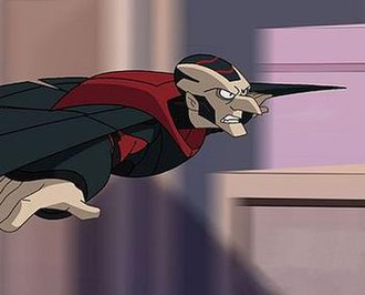 Vulture (Marvel Comics) - Vulture in The Spectacular Spider-Man.