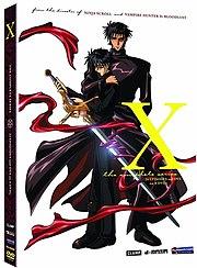 List of X episodes - Wikipedia
