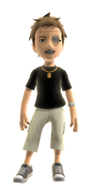 Avatar (computing) - Game consoles such as the Wii, PlayStation 3, and Xbox 360 (shown here) feature universal animated avatars.