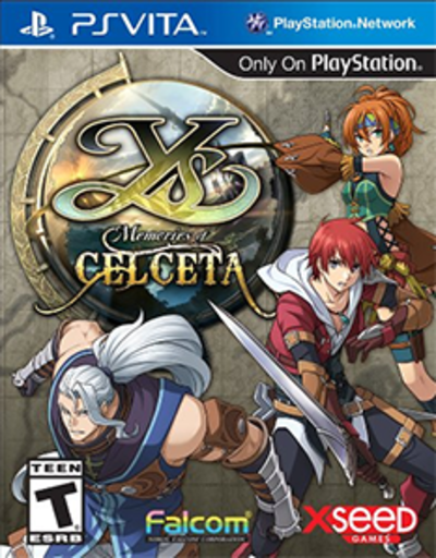 Picture of a game: Ys: Memories Of Celceta