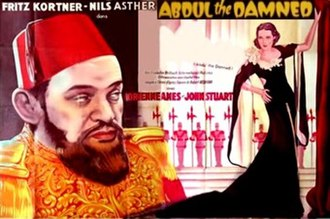 "Abdul the Damned (film) - Image: ""Abdul the Damned"" (1935)"