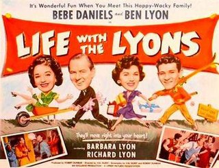 <i>Life with the Lyons</i> (film) 1954 film by Val Guest