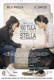 <i>100 Tula Para Kay Stella</i> 2017 film by Jason Paul Laxamana