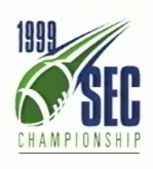 1999 SEC Championship Game - 1999 SEC Championship logo.
