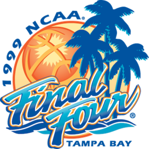1999 NCAA Division I Men's Basketball Tournament - 1999 Final Four logo