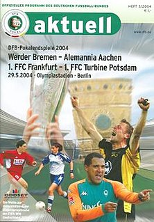 2004 DFB-Pokal Final association football match