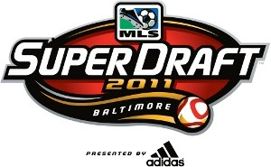 2011 MLS SuperDraft - Image: 2011 Super Draft Logo