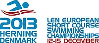 2013 European Short Course Swimming Championships logo.jpg