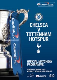 2015 Football League Cup Final Football match
