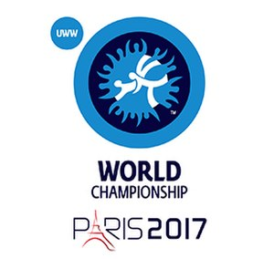2017 World Wrestling Championships - Image: 2017 wrestling paris