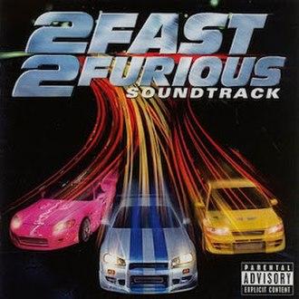 2 Fast 2 Furious (soundtrack) - Image: 2F2FSoundtrack