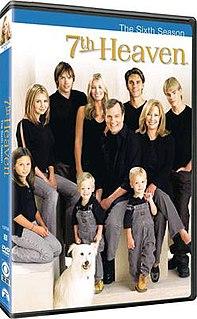 <i>7th Heaven</i> (season 6) season of television series