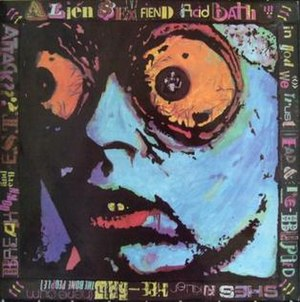 Acid Bath (album) - Image: Acid Bath cover