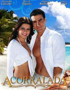 <i>Acorralada</i> television series