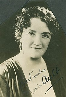 Marie Ault British actress